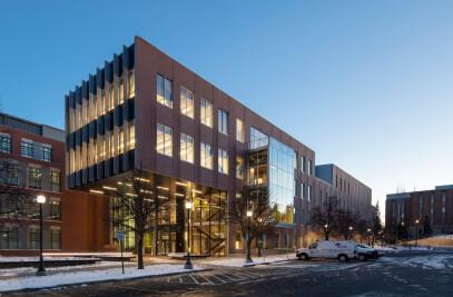Plant Sciences Building