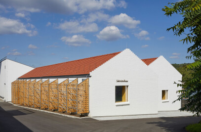 Bründlmayer's Sekt Riddling House