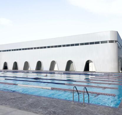 St. John's Institute Sports Pavilion