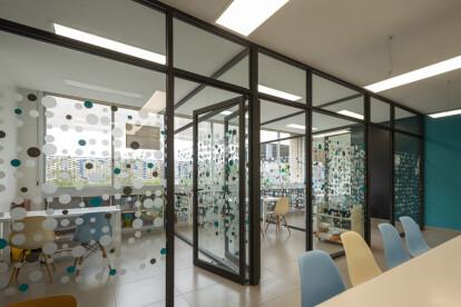 CimOrt Talleres y Pasillo - ARCO Arquitectura Contemporánea