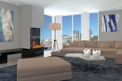 E810 Electric Fireplace