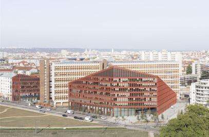 CAMPUS ORANGE in Lyon
