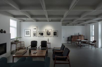 Xu Lei's Art Studio