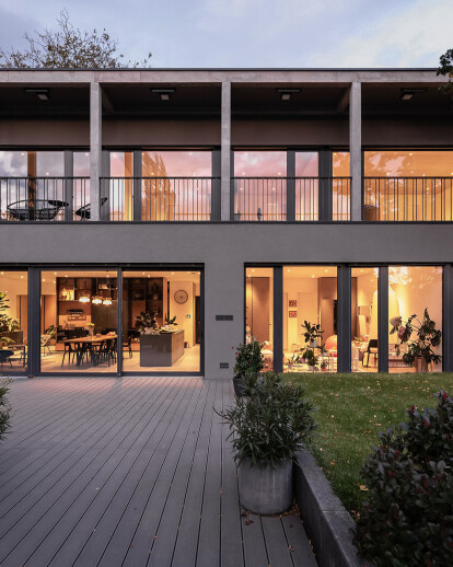 Private house in Budapest III