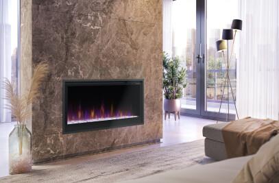 Multi-Fire® SL Slim Linear Electric Fireplace