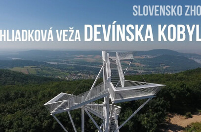 Lookout tower Slovakia
