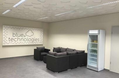 Briefing Center Blue Technologies