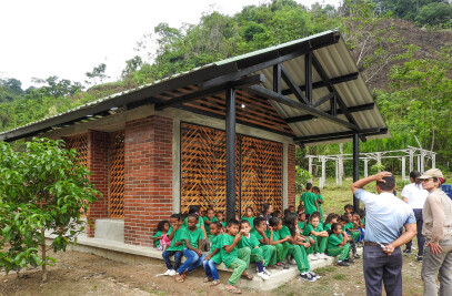 RURAL CLASSROOMS IN MONTES DE MARIA