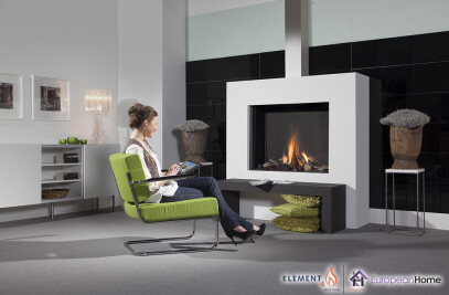 Modore 100H Gas Fireplace