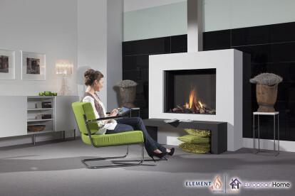 Modore 100H Gas Fireplace