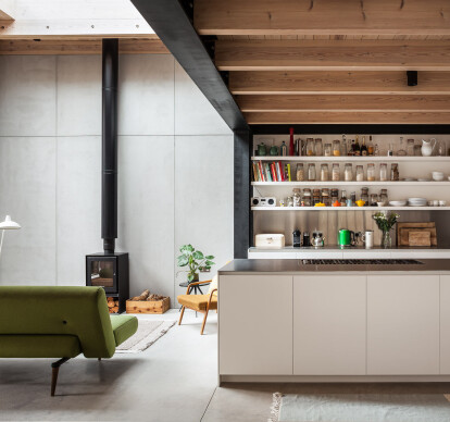 Victorian Gin Distillery Conversion