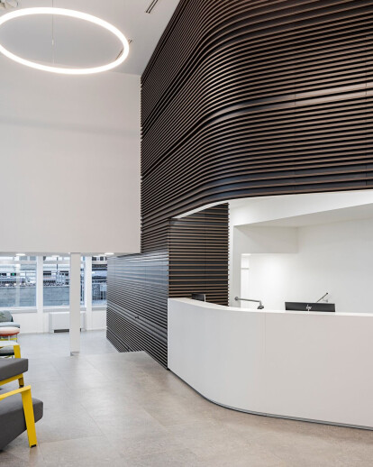 EY Rome office