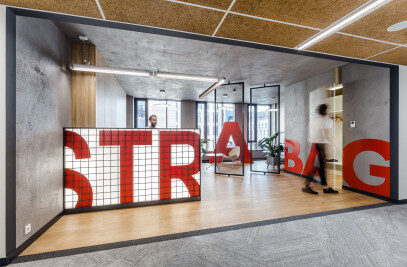 Kraft Office for STRABAG Real Estate Warsaw