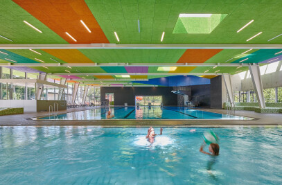 Renovation of Vitalbad aquatic & recreational park