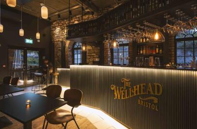 The Wellhead Cocktail Bar