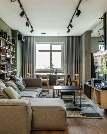 Apartment for Cinema Fan