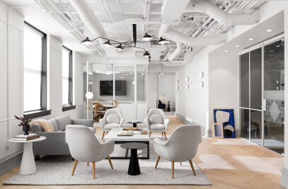 BlueArck Private Equity Workplace Design