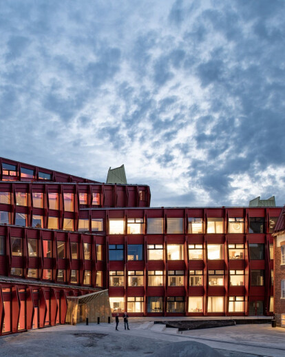 Kunskapshuset (House of knowledge)