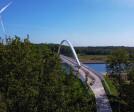 Bicycle bridge, Tessenderlo