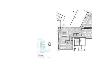 C. Ellet's floor plan details