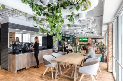 Neon Innovation Hub