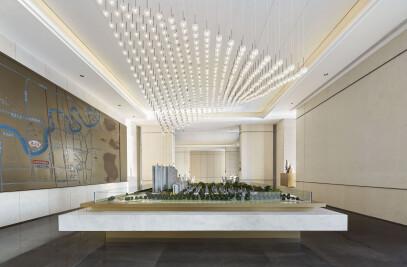 Zhongtian • Taizhou River Mansion Sales Center