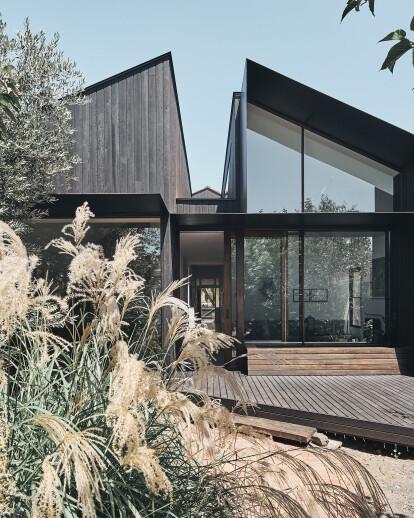 Split House Melbourne