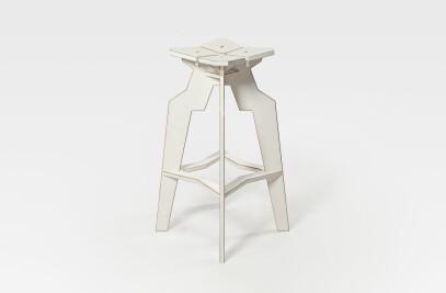 Splice Bar Stool