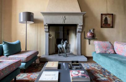 Massimo Pierattelli's Florentine house