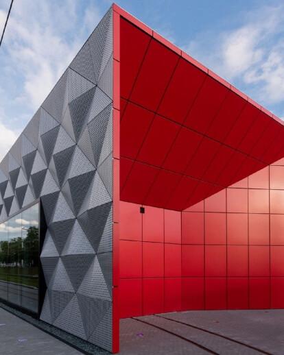 Hall of daily treatment DEPO Brno