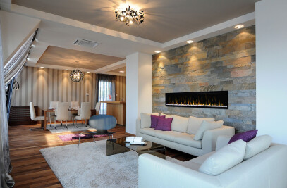 IgniteXL® Linear Electric Fireplaces