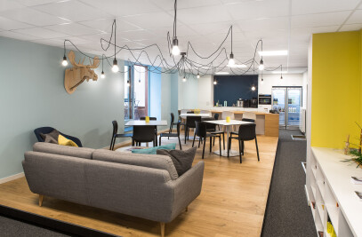 Smartwork's Brussels Co-working Space