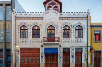 Edifício Fábrica das Devesas