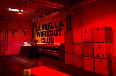 LA HUELLA CROSSFIT_Stage Design