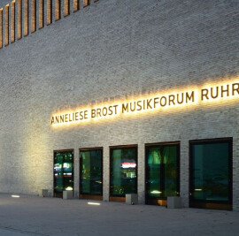 Anneliese Brost Musik Forum Ruhr