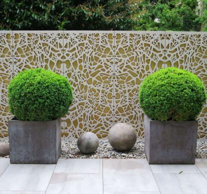 Garden Applications - CELLON® Panels