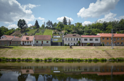 Family House in the River Valley