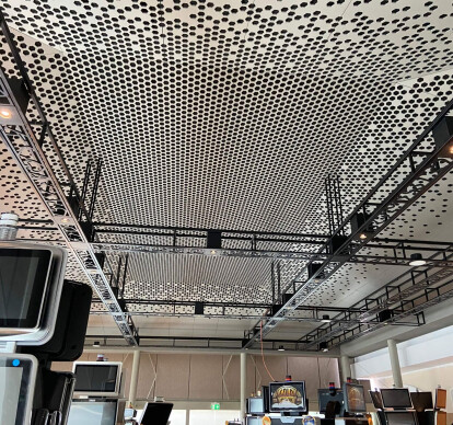 Panels for Suspended Ceilings