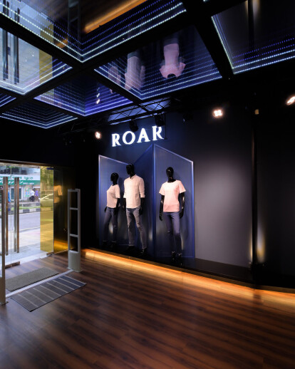 ROAR Showroom
