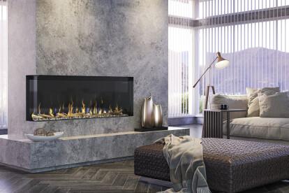 "IgniteXL® BOLD 50"" Linear Electric Fireplace"