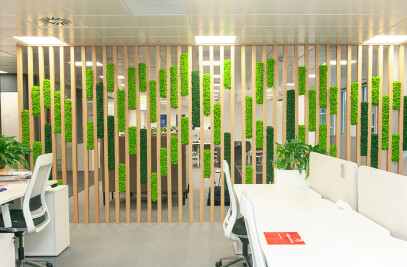 Boston Scientific - Biophilic design