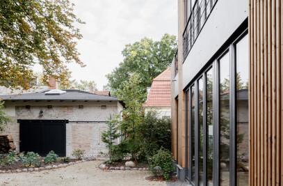 Villa am Schlachtensee