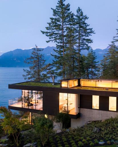 Bowen Island House