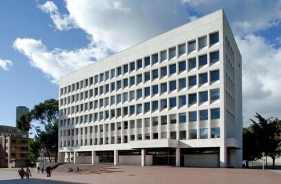 Postgraduate Studies Building