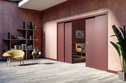 Staffetta Double Door