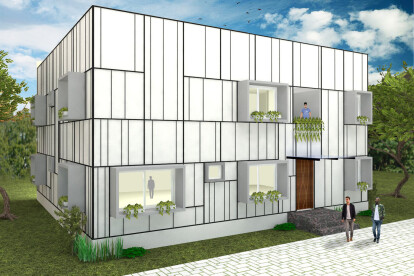 Contemporary Facade, Top Architects in Bangalore