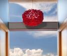 Cherry Moon pendant at W Hotel