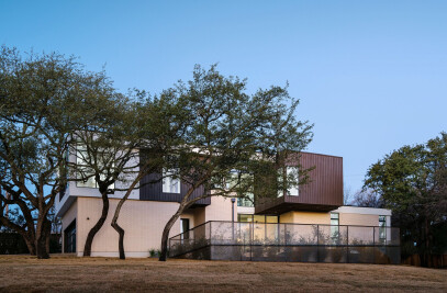 Allotted Space House