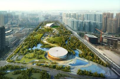 Hangzhou Asian Games Park