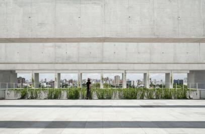New building at Torcuato di Tella University